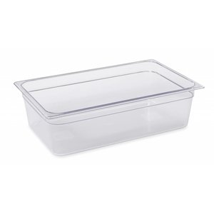 GastroNorm-Behälter 1/2 Polycarbonat