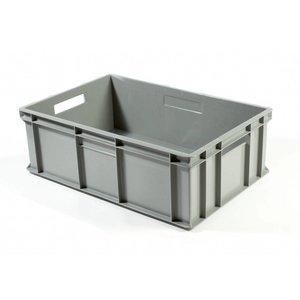 Stapel- und Transportbehälter 600 x 400 geschlossen