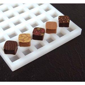 Pavoni Chocoflex Quadrat