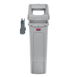 Rubbermaid Starterset SlimJim Recycling Station