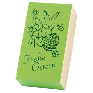 """Manschette """"Frohe Ostern"""" zu Pralinenverpackung"""