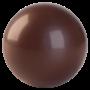 Brunner Kugel glatt Praline Ø 25 mm