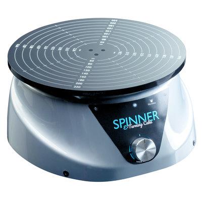 Drehteller Spinner für Kuchendekoration