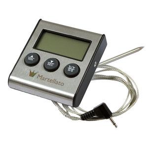 Thermometer mit Einstechfühler 0 bis +250°C
