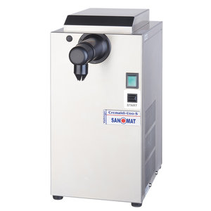 Vaihinger Sanomat Cremaldi-Uno-S inkl. Reinigungsautomatik
