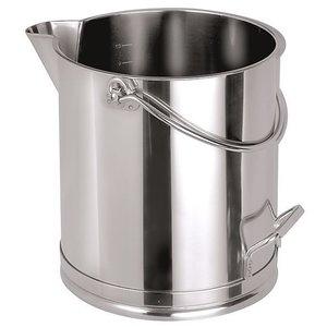 Eimer mit Ausguss 15 Liter