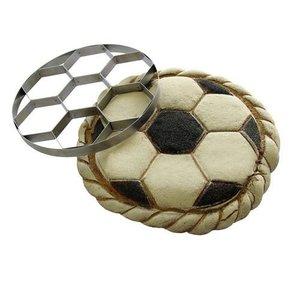 Brotstempel Fußball, Edelstahl