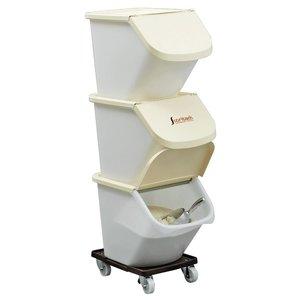 Zutatenbehälter 40 L, Kunststoff
