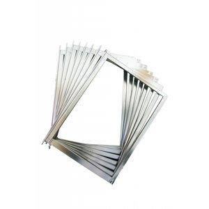 Ersatzrahmen für Sichtblätter