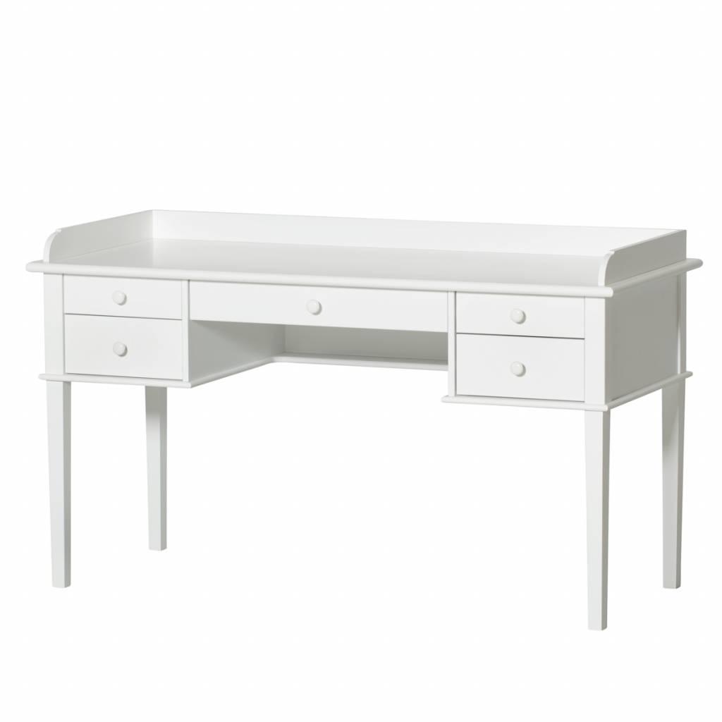 Oliver Furniture Junior Schreibtisch Weiß Wwwromy