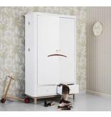 Oliver Furniture Kleiderschrank Wood 2-türig Eiche
