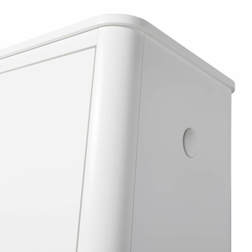 Oliver Furniture wardrobe 2 doors white oak - Copy - Copy