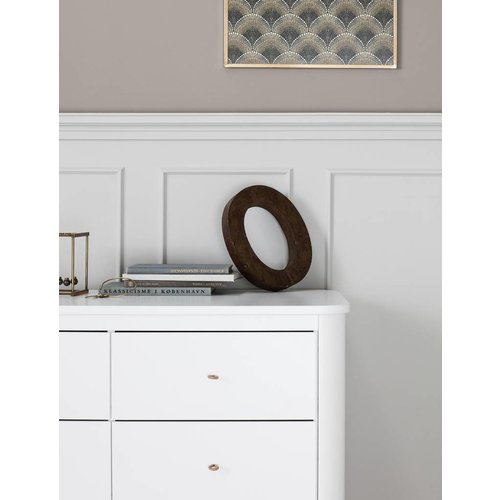 Oliver Furniture commode white oak