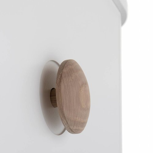 Oliver Furniture commode white oak - Copy