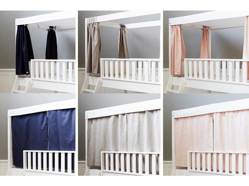 Sanders Fanny Halbhohes Bett weiß 90 x 200 cm