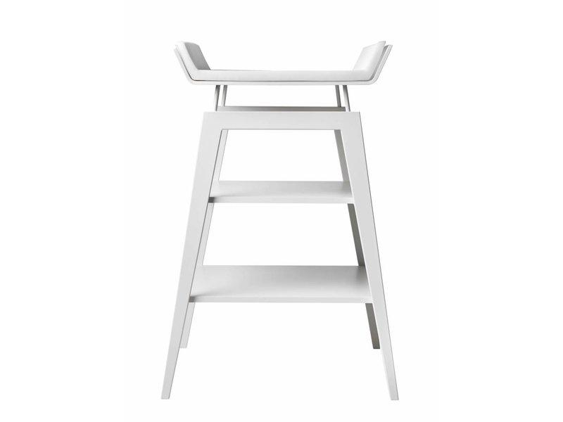 Leander Linea Wickeltisch in weiß