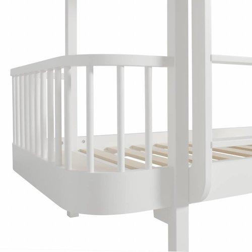 Oliver Furniture Bunk Bed Wood Original Collection, white