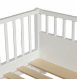 Oliver Furniture Bettsofa/Tagesbett 90 x 200 cm, weiß