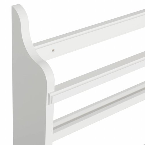 Oliver Furniture Tellerregal, weiß