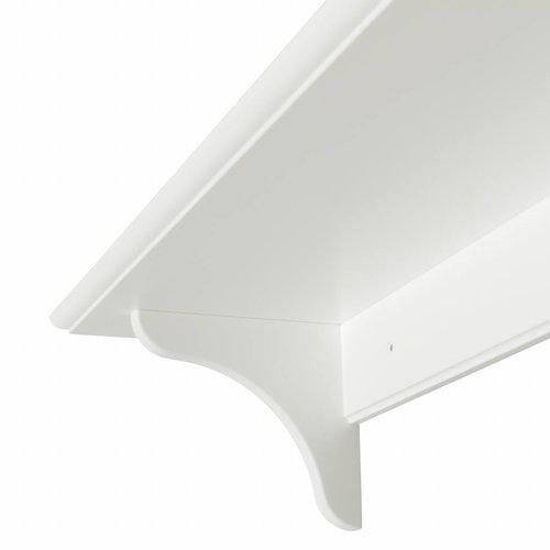 Oliver Furniture Wandregal mit Haken 20x90