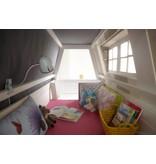 LIFETIME Adventure bed Hangout whitewash