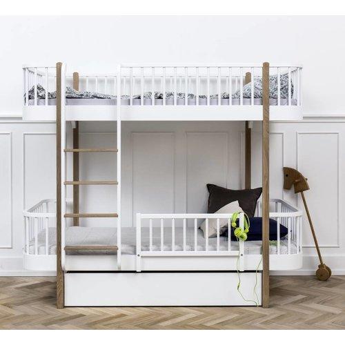 Oliver Furniture Bunk Bed Wood Original Collection, white-oak