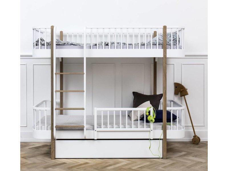 Etagenbett Oliver Furniture : Oliver furniture wood etagenbett eiche leiter vorne romy