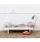 Oliver Furniture Einzelbett Wood, weiß
