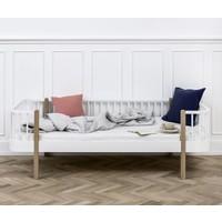 Day Bed Wood Original, white-oak