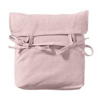 Wood Vorhang rosa
