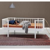 Junior bed Wood Original, white