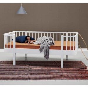 Oliver Furniture Junior bed Wood Original, white