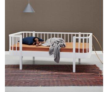 Oliver Furniture Juniorbett Wood, weiß