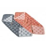 Leander Matty Hoodie Coral/Pink 80 x 80 cm
