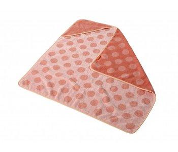 Leander Matty Hoodie Coral/Pink