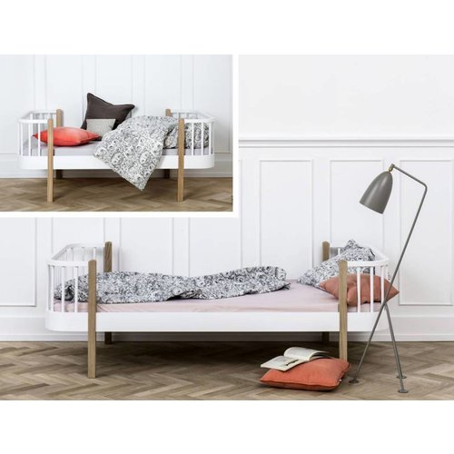 Oliver Furniture Conversion set from junior bed to bed Wood