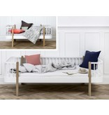 Oliver Furniture Conversion set from junior bed to bed sofa Wood  white/oak