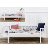 Oliver Furniture Conversion set from bed to bed sofa Wood in white
