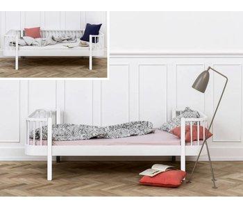 Oliver Furniture Umbau Bettsofa zum Einzelbett Wood weiß
