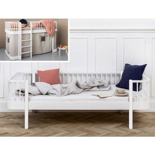 Oliver Furniture Conversion set from Juniorbett to Einzelbett Wood  - Copy - Copy - Copy