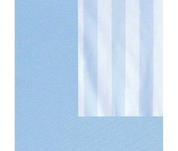 Annette Frank Utensilo-Rückwand Segelboot canvas hellblau