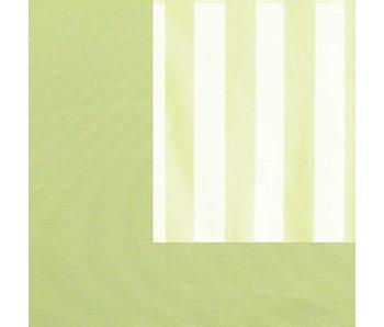 Annette Frank Utensilo-Rückwand Maxistreifen grün