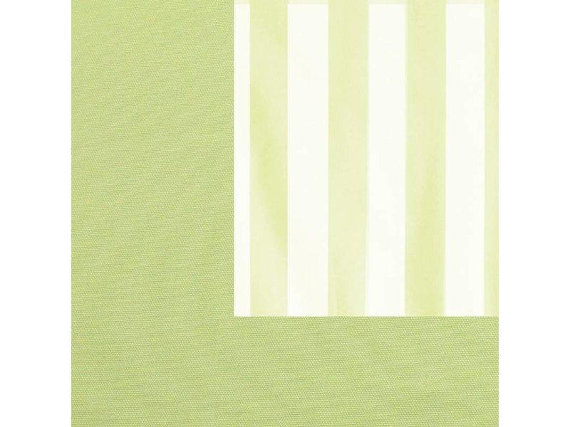 Annette Frank Utensilo-Rückwand Maxistreifen grün 200 x 85 cm