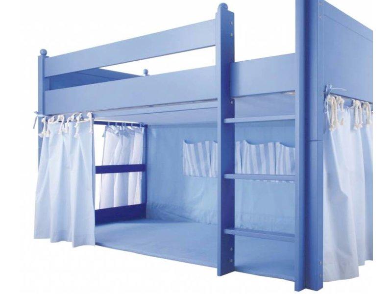 Annette Frank Lattenrosthimmel für 90 x 200 cm Bett