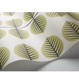 "Boråstapeter Tapete ""Bersa 2"" Blattmuster in grün - Scandinavian Designers Mini"