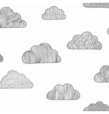 """Boråstapeter Tapete """"Claudia"""" Eine Reise durch die Wolken - Scandinavian Designers Mini"""