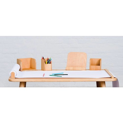 Pure Position Growing Table Tisch  weiss