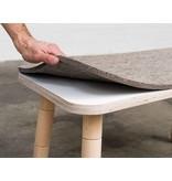 Pure Position Sitzbank für Growing Table weiß