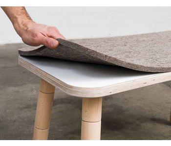 Pure Position gt Sitzfilz für Hocker
