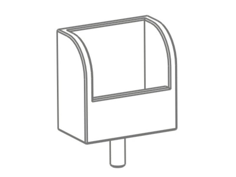 Pure Position gt Zettelbox T2 rubinrot